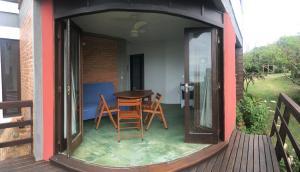 Residencial Casa Santinho, Penzióny  Florianópolis - big - 8