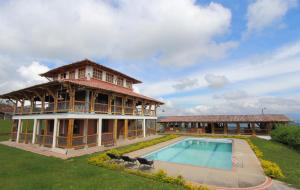 Casa Finca Villa Erika, Venkovské domy  Palestina - big - 12