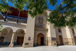 Hospederia Conventual de Alcantara