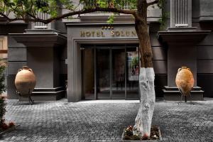 Solun Hotel & SPA, Hotely  Skopje - big - 122