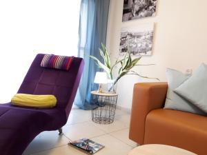 Ein bild von Raanana: Appartement tout confort avec terrasse