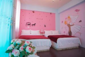 Rose Castle, Homestays  Taitung City - big - 15