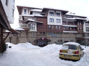 Apartment in Bansko Royal Towers, Apartmány  Bansko - big - 3