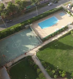 Departamento Vicuña Mackenna, Ferienwohnungen  Santiago - big - 5