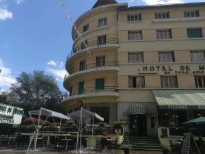 Sport'Hotel - Résidence de Milan, Hotel  Le Bourg-d'Oisans - big - 16