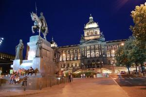 Prague Palace - Wenceslas Square