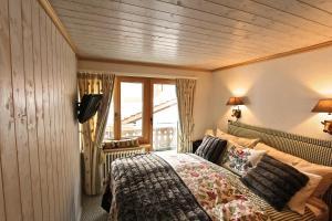 Chalet Drusa, Apartmány  Klosters Serneus - big - 9
