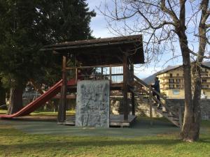 Chalet Drusa, Apartmány  Klosters Serneus - big - 13