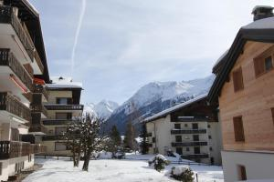 Chalet Drusa, Apartmány  Klosters Serneus - big - 14
