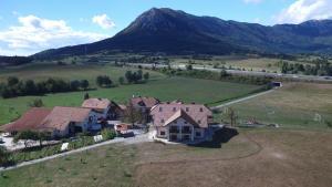 Una foto de Tourist Farm Hudičevec