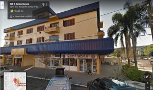 Flat ao lado do Shopping, Ferienwohnungen  Santa Cruz do Sul - big - 9