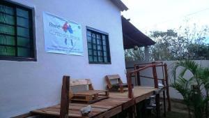 Hostel Canto das Araras, Hostels  Alto Paraíso de Goiás - big - 14