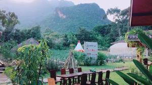 Chiang Dao Story Camp, Vendégházak  Csiangdau - big - 24