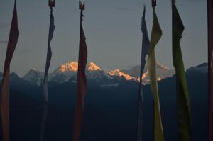Tashi Gyaltsen, Hotely  Pelling - big - 5