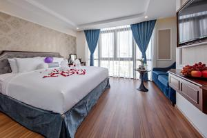 Halina Hotel and Apartment, Hotels  Da Nang - big - 4