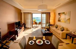 Suite Deluxe med 1 soverom og panoramautsikt over sjøen