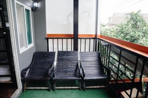 Cassette Hostel, Hostels  Chiang Mai - big - 27