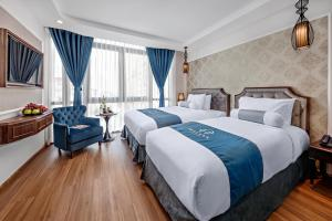 Halina Hotel and Apartment, Hotels  Da Nang - big - 6