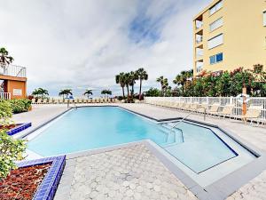 18450 Gulf Blvd Condo Unit 204 Condo, Appartamenti  Clearwater Beach - big - 1