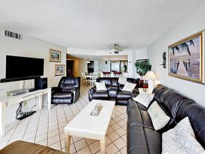 18450 Gulf Blvd Condo Unit 204 Condo, Апартаменты  Клеруотер-Бич - big - 2