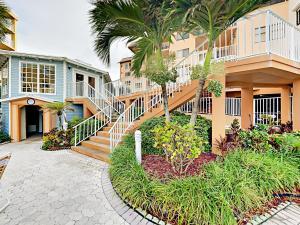 18450 Gulf Blvd Condo Unit 204 Condo, Appartamenti  Clearwater Beach - big - 20