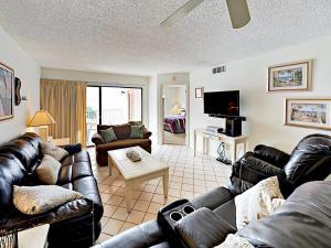 18450 Gulf Blvd Condo Unit 204 Condo, Апартаменты  Клеруотер-Бич - big - 9