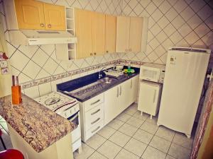 Recanto Da Val, Apartmány  São Francisco do Sul - big - 16
