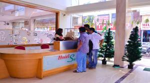 Hotel Susee Park, Hotely  Tiruchchirāppalli - big - 12