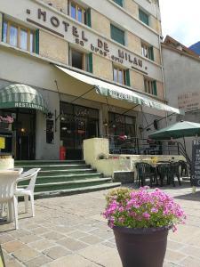 Sport'Hotel - Résidence de Milan, Hotel  Le Bourg-d'Oisans - big - 10