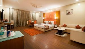 Airport Hotel Ramhan Palace, Hotels  Neu-Delhi - big - 1