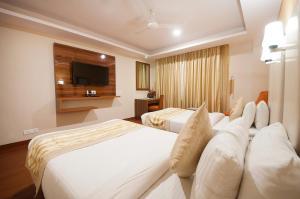 Airport Hotel Ramhan Palace, Hotels  Neu-Delhi - big - 44