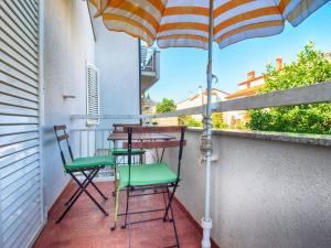 Apartments Zorka 1421, Appartamenti  Pješčana Uvala  - big - 9