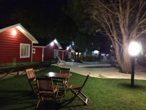 Cabanas Rojas, Chaty  Villa Gesell - big - 31
