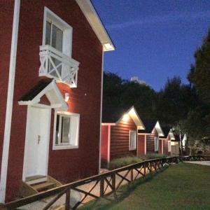 Cabanas Rojas, Chaty  Villa Gesell - big - 29