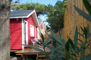 Cabanas Rojas, Chaty  Villa Gesell - big - 28