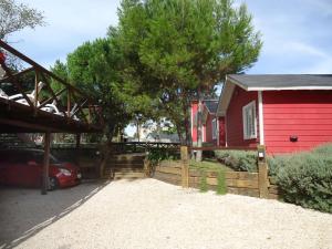 Cabanas Rojas, Chaty  Villa Gesell - big - 27