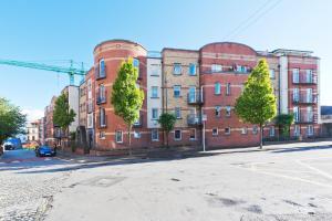 66 Newmarket Square, Апартаменты  Дублин - big - 14