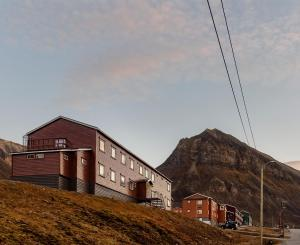 Coal Miners' Cabins, Hostely  Longyearbyen - big - 35