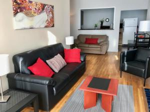 Santa Monica Apartment, Apartmány  North Vancouver - big - 12