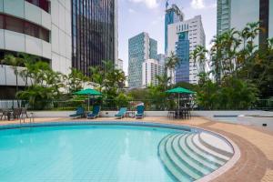 UBN Apartment, Appartamenti  Kuala Lumpur - big - 8