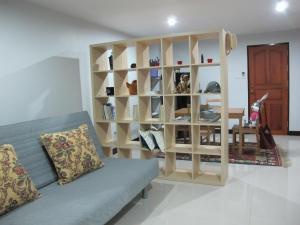 Nice Simple Place, Apartmány  Bangkok - big - 9
