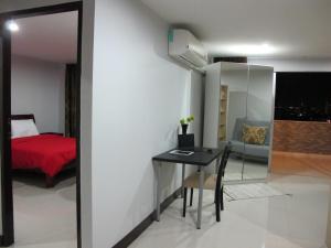 Nice Simple Place, Apartmány  Bangkok - big - 7