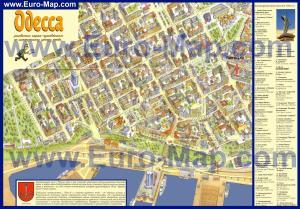 Gorsad Apartment, Ferienwohnungen  Odessa - big - 43