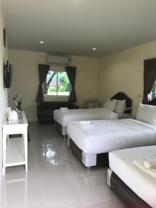 Sripiamsuk resort, Rezorty  Ban Bang Phang - big - 37