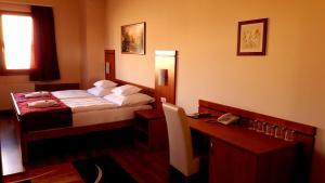 Diana Club Hotel, Hotely  Budapešť - big - 23