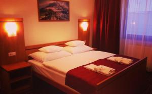 Diana Club Hotel, Hotely  Budapešť - big - 10
