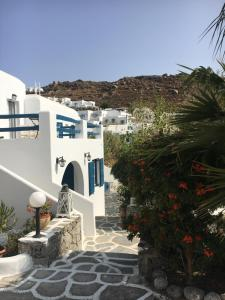 Studios Katerina, Aparthotely  Platis Yialos Mykonos - big - 8