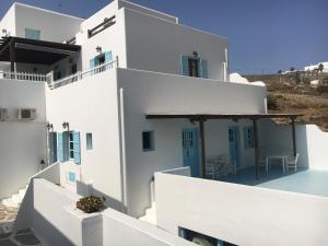 Studios Katerina, Aparthotely  Platis Yialos Mykonos - big - 4
