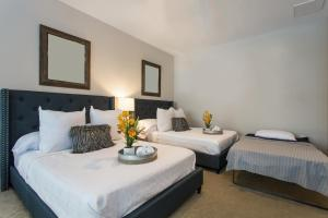 LA Glamour Suite in Prime Location, Ferienwohnungen  Los Angeles - big - 8