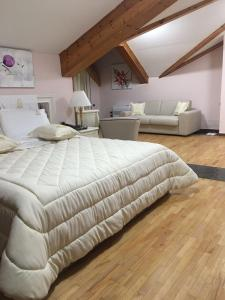Lux de Paris, Hotel  Tirana - big - 31